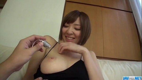 Hikaru Shiina screams during superb toy porn scenes